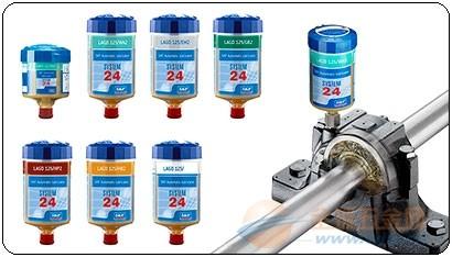 供应SKF自动润滑器SYSTEM24自动润滑器LAGD125和LAGD60