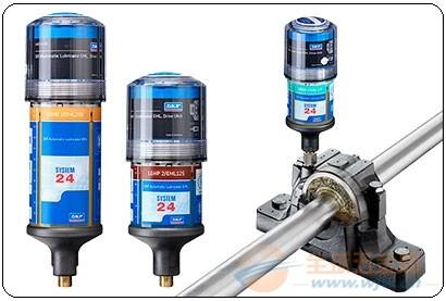 SKF SYSTEM24单点自动润滑器LAGE125和LAGE250