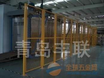 青岛崂山区隔断崂山工业化厂房隔断护栏专业生产厂家