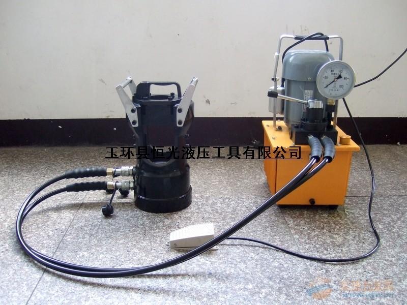 100吨端子压接机|液压压接机|大吨位压接机 优势说明:] 端子...