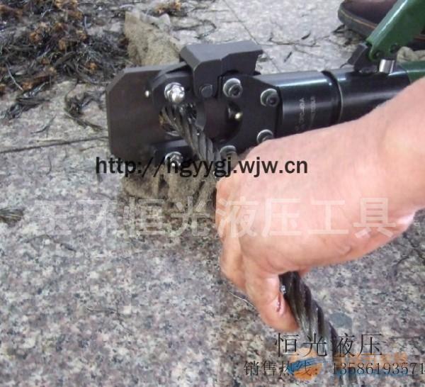 西藏手动液压钳压剪电缆液剪厂家直供