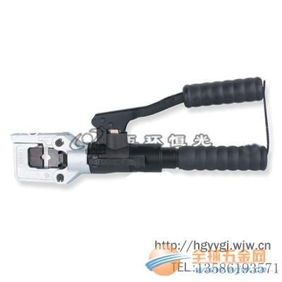 包头手动液压钳压线钳电缆液压钳电工压线钳厂家直供