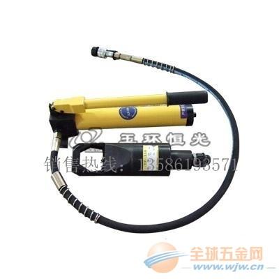 内江手动液压钳压线钳电缆液压钳电工压线钳厂家直供