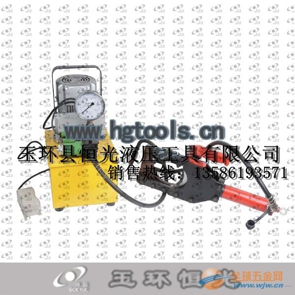 唐山手动液压钳压线钳电缆液压钳电工压线钳厂家直供