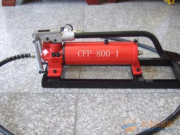 液压泵浦(脚踏式)