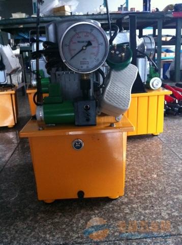 380V超高压油泵,电磁阀电动泵,脚踏开关