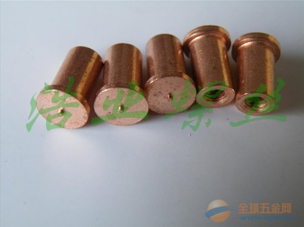 种焊螺母304不锈钢储能焊柱螺母一点焊接螺母