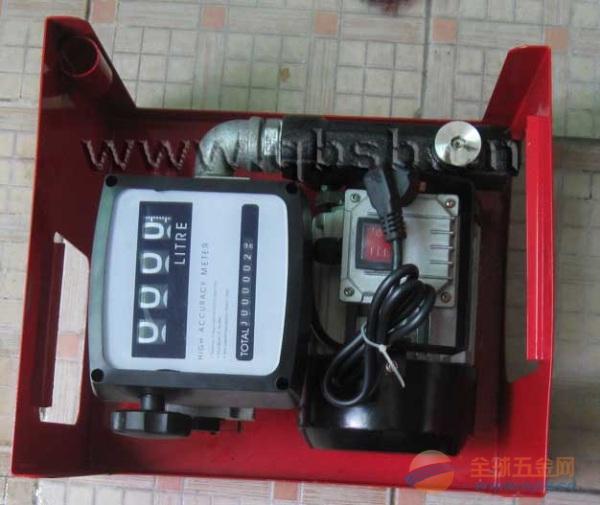 简易计量电动加油机 柴油机