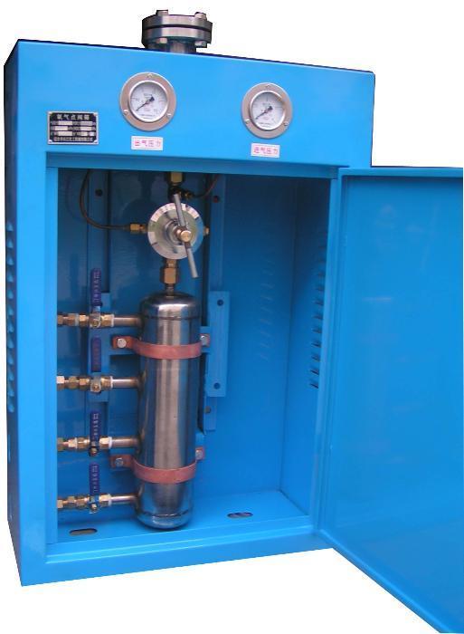 氧气点阀箱,OX/A1-4型氧用点阀箱,氧气点阀箱技术参数
