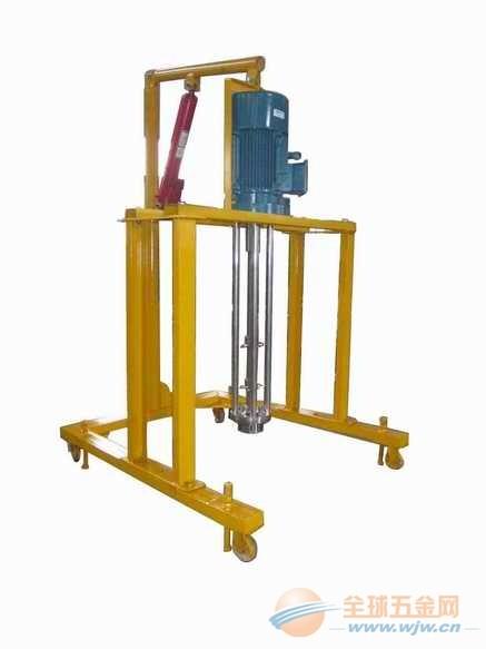 液压式移动乳化机,乳化机选哪家?选长江化工,您就对了!
