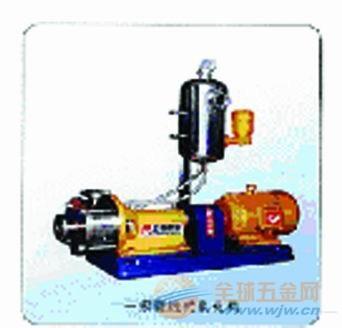 【专业生产供应】带水箱乳化泵 金牌品质 值得购买