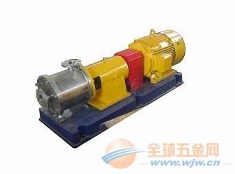三级乳化泵【长江化工】