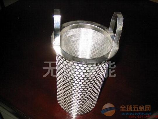 杭州不锈钢篮状滤芯