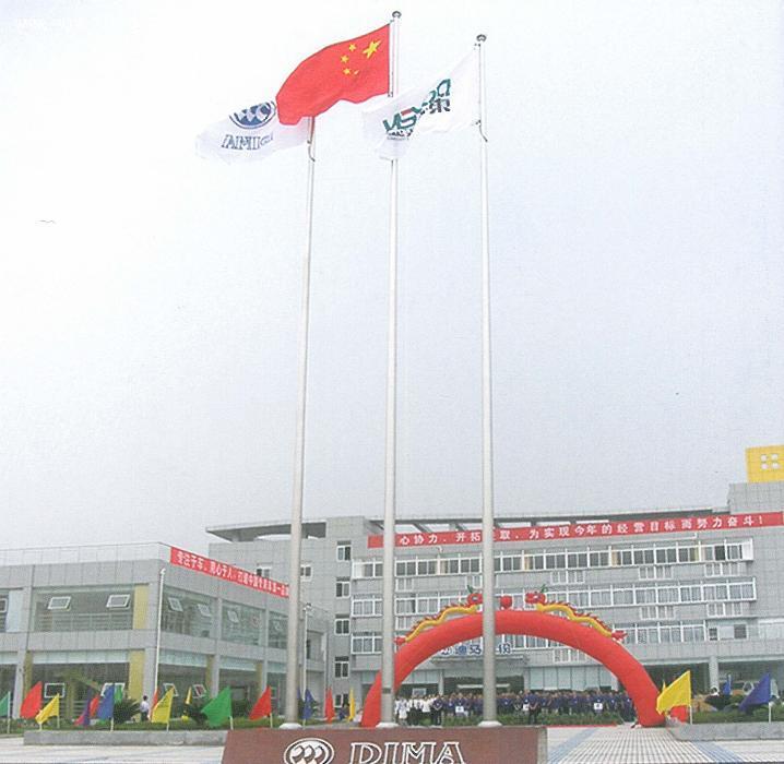 宁波铝合金灯杆厂家质量保障可定做
