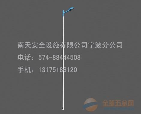 南通铝合金灯杆优质供应商