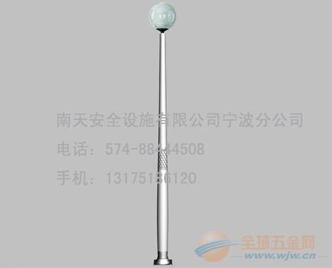 郑州步行街铝合金灯杆优质供应商