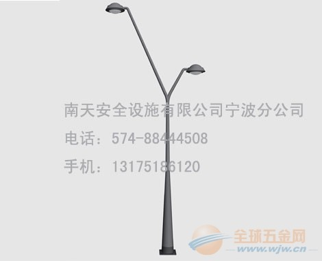 温州铝合金灯杆专业生产厂家现货特卖品质出众
