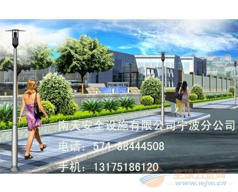 郑州步行街铝合金灯杆厂家多种规格可订做