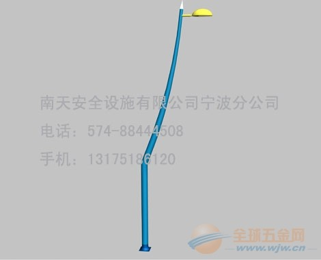杭州铝合金灯杆厂家专业品质服务一流