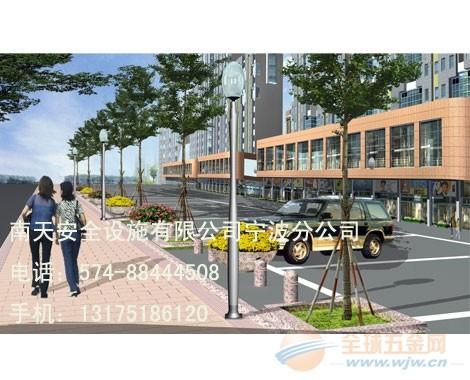 武汉步行街铝合金灯杆多少钱