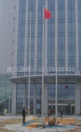 杭州旗杆专业制造厂家现货供应发货及时