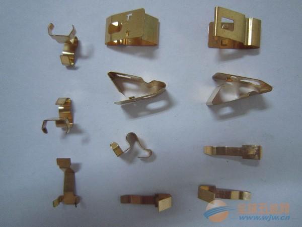 笼式弹簧接线端子电气连接器弹片