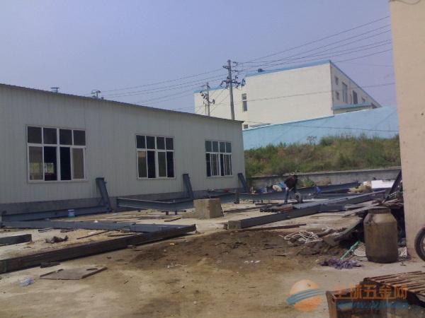 供应河北岩棉板彩钢房张家口工地用活动房