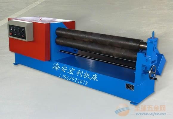 江苏南通卷板机|卷板机型号含义|小型二辊卷板机|镇江卷板机|薄板卷板机