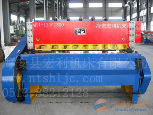 Q11-12x1500机械剪板机|小型剪板机多少钱