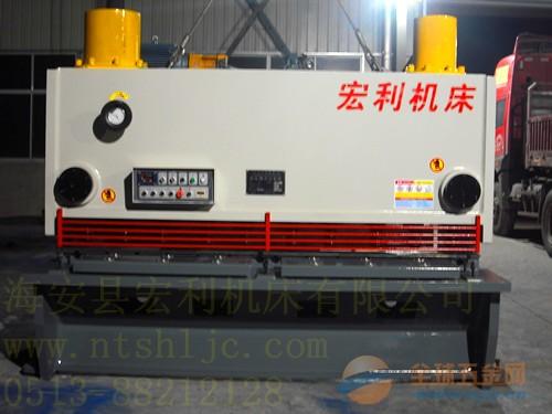 QC11Y-12x2500液压剪板机|南通小型剪板机多少钱