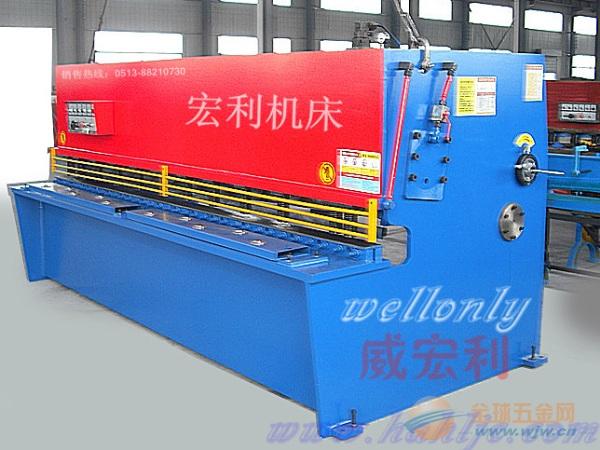 剪板机厂家现货供应QC12Y-4×3200剪板机