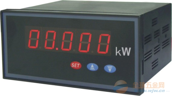 DDX-900型单相功率表