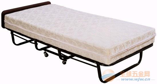 供应豪华折叠床 酒店折叠床报价