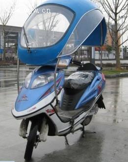 北京总部可爱多电动车防雨遮阳篷价格