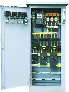 一级配电柜接线图图片