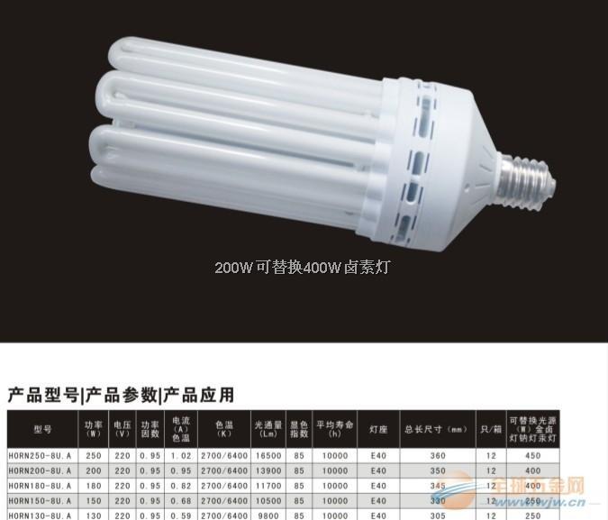 大功率节能灯市场,大功率节能价格,大功率节能生产厂家