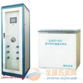 上海倾技供应管材爆破耐压试验机价格实惠