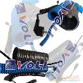 拖挂车连接电缆 拖挂车螺旋电缆 汽车电缆 汽车弹簧线 PU螺旋电缆