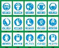 中石化指令安全标志牌图片系列,中石化指令安全标识牌专业制作,中石化指令安全警示牌