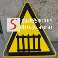 火车道口指示牌,火车道口警示牌,火车道口安全标识牌