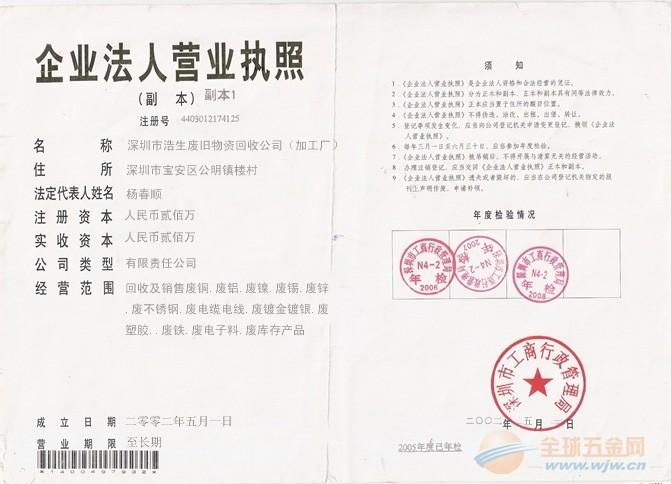 广州废铜回收公司,上门回收废铜烂铁,2011年废铜价格行情让深圳浩生告诉你