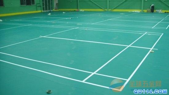 杭州篮球场画线 杭州羽毛球场画线 杭州排球场画线 杭州停车位划线
