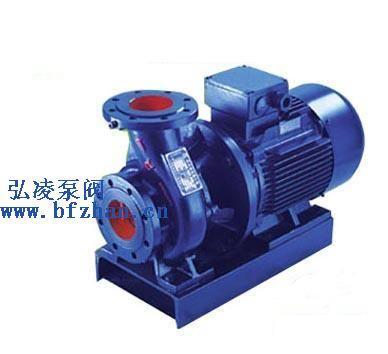 ISWR型卧式热水管道离心泵|卧式热水泵|单级单吸卧式离心泵