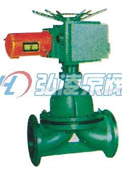 衬氟衬胶阀:G941J电动衬胶隔膜阀