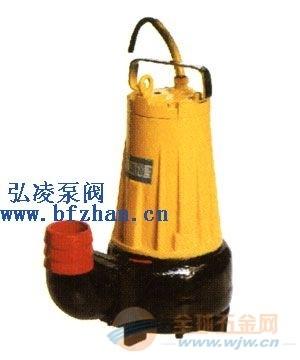 AS型撕裂式潜水排污泵,撕裂式排污泵,潜水排污泵