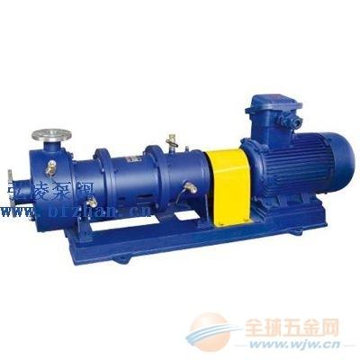 磁力泵厂家:CQB-G型高温保温泵