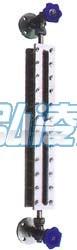 液位计厂家:HG5-1364-80系列玻璃板液位计