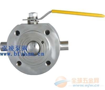 保温阀厂家:BQ71F型意大利式超薄型对夹连接保温球阀
