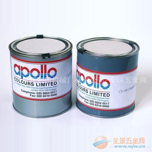 移印丝印专用油墨 阿波罗CX油墨 PEPPPSABS印刷油墨