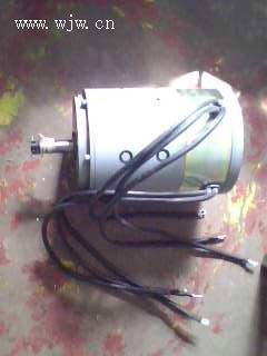 叉车/平板车/轨道车使用的XQ型直流牵引电动机